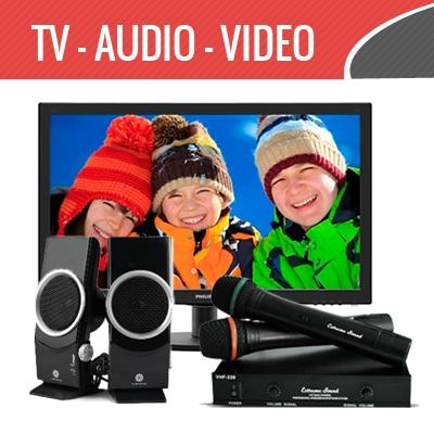 tv audio video