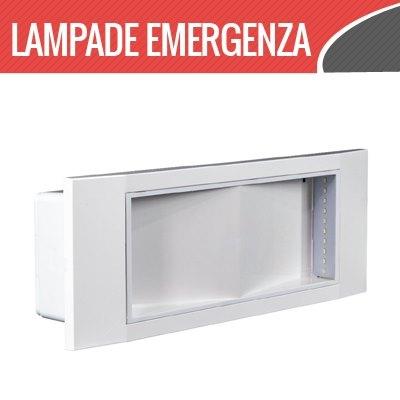 lampade emergenza