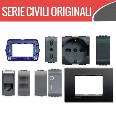 serie civili originali